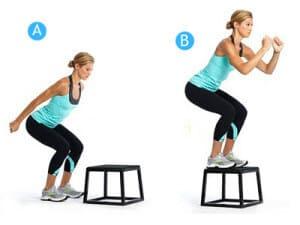 Упражнения для сброса веса