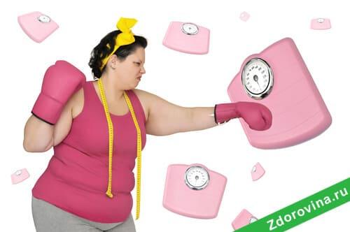 Как скинуть лишний вес в домашних условиях?