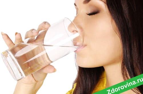 Что можно и нужно пить во время диеты