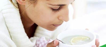 Народные средства от простуды: лечение простуды дома