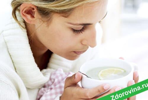 Народные средства от простуды: лечение простуды в домашних условиях