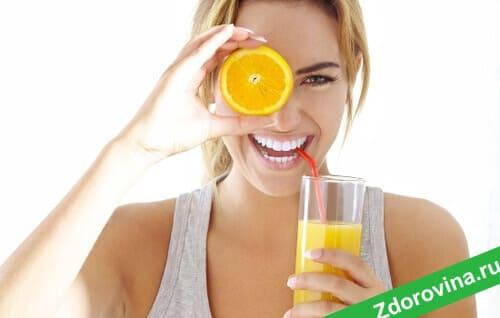 Апельсиновая диета для похудения на 7 дней