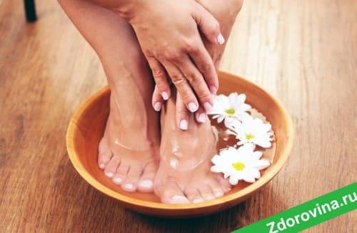 Лечение варикоза при помощи различных ванночек