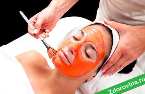 Морковные маски для молодости лица