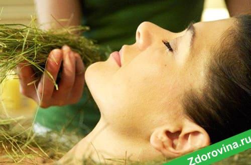 Травяные отвары для кожи лица
